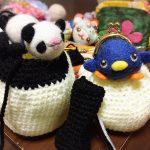 パンダのお母さんも成長中。しぶやどうぶつえんの準備も順調。