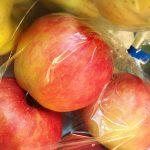 故郷から、秋の贈り物が届きました。大好きな岩手のりんご。