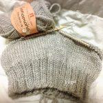 材料探しと、編んでいきたい帽子。