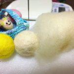 2グラムの羊毛から、様々な発見がありました。