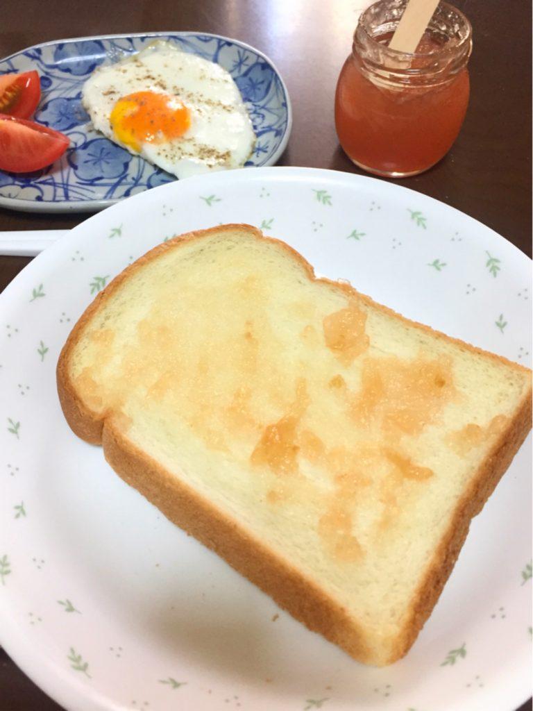 パンにつけた、盛岡の初恋