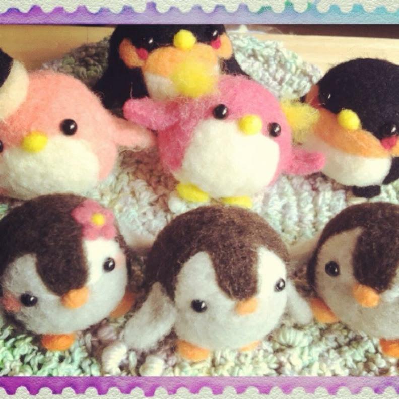 ペンギンマスコット