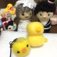 ウェディングドールと新しい家族