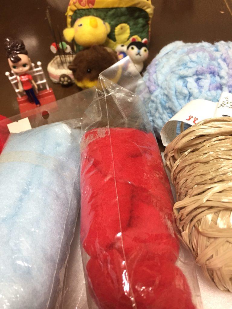 いろいろな糸
