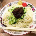 盛岡っ子、初めて「じゃじゃ麺」を食す@白龍フェザン店。大満足!