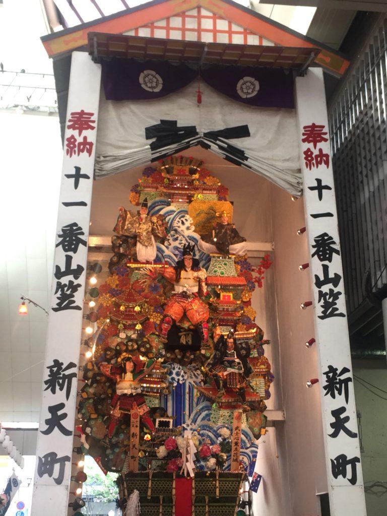 博多祇園山笠 ヤマ