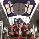 博多祇園山笠、飾り山巡りをしてきました。