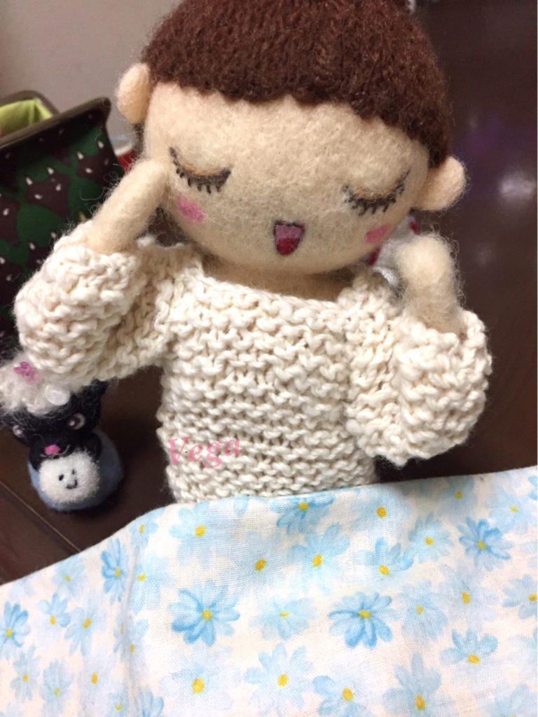 オーダーのお人形さん セーター