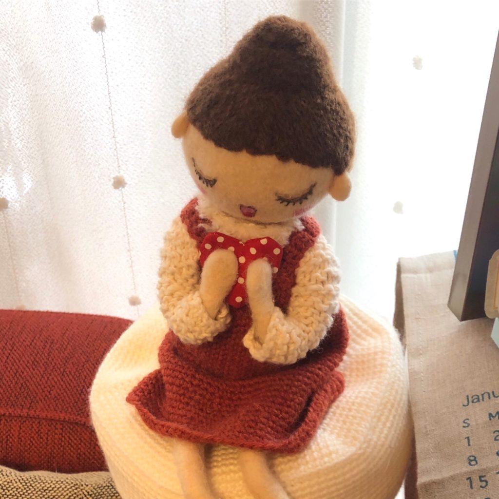 お人形さんの「あんちゃん」