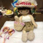 本日より20日まで、おうちショップin福岡開催です。干支のマスコットや、羊毛フェルトの着せ替え人形などを展示します。