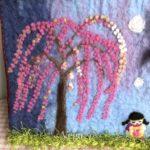 ミニアチュールzero2019、盛岡のアートショップ彩画堂さんで、27日まで開催されています。
