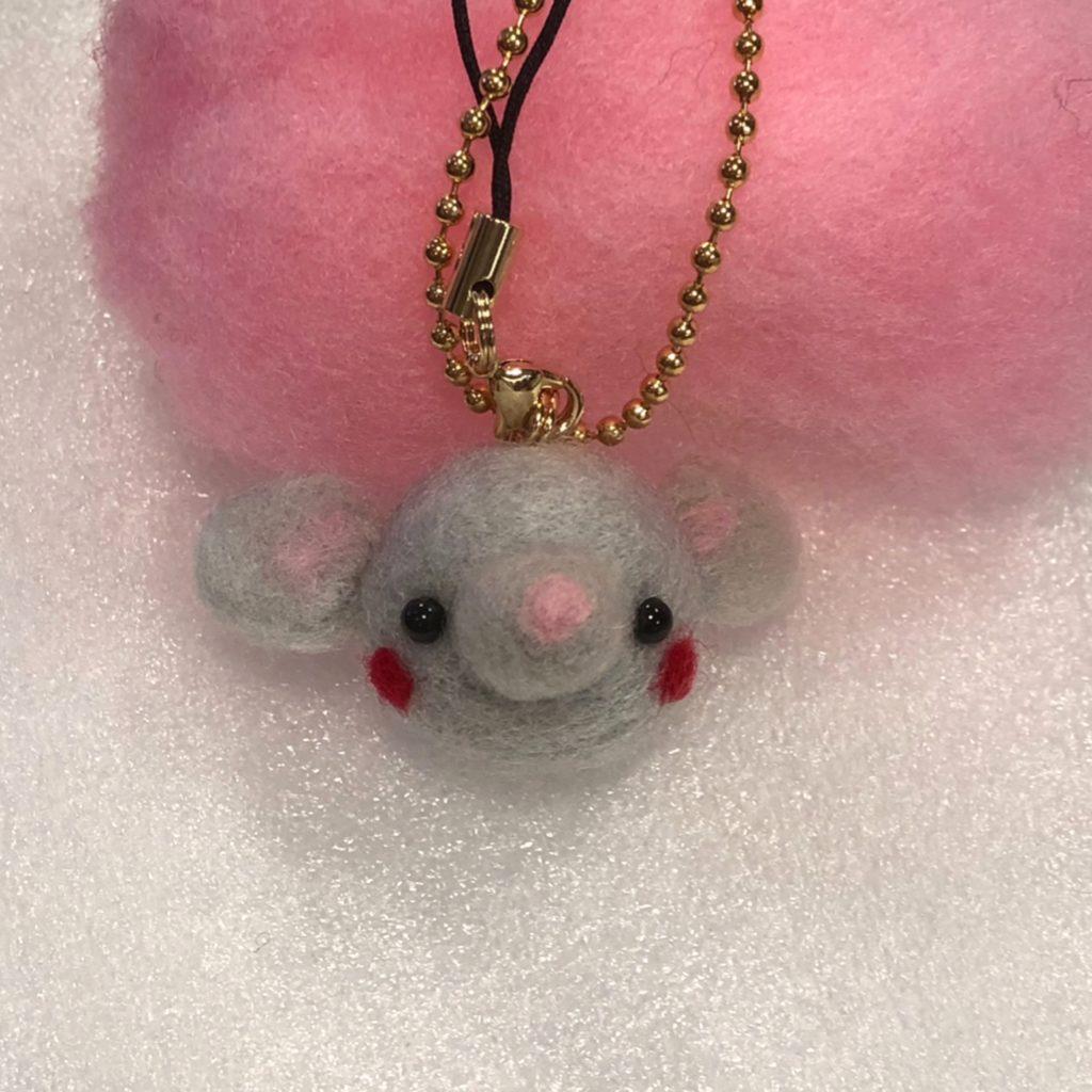 可愛らしいネズミさん